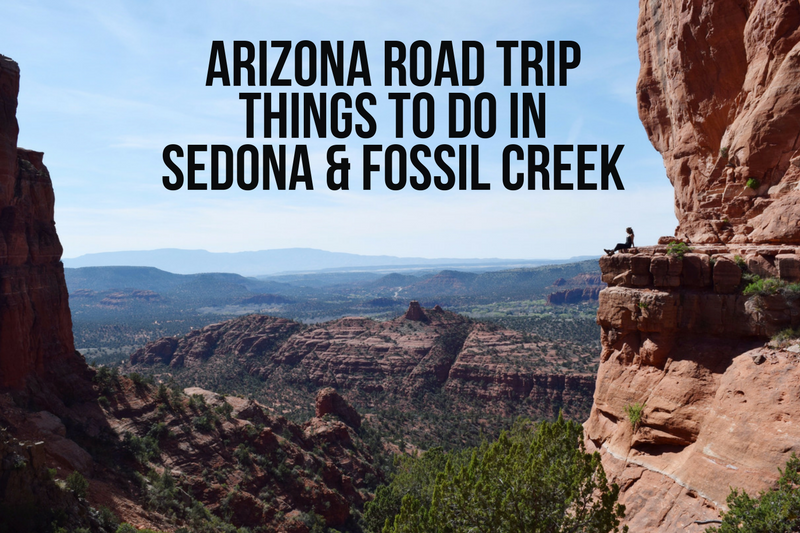 Arizona Road Trip: Things to Do in Sedona and Fossil Creek