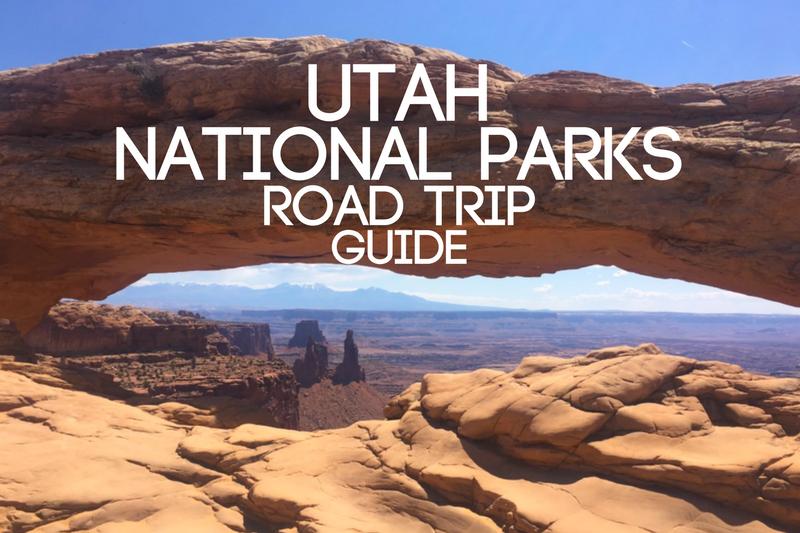 utah national parks road trip. Black Bedroom Furniture Sets. Home Design Ideas