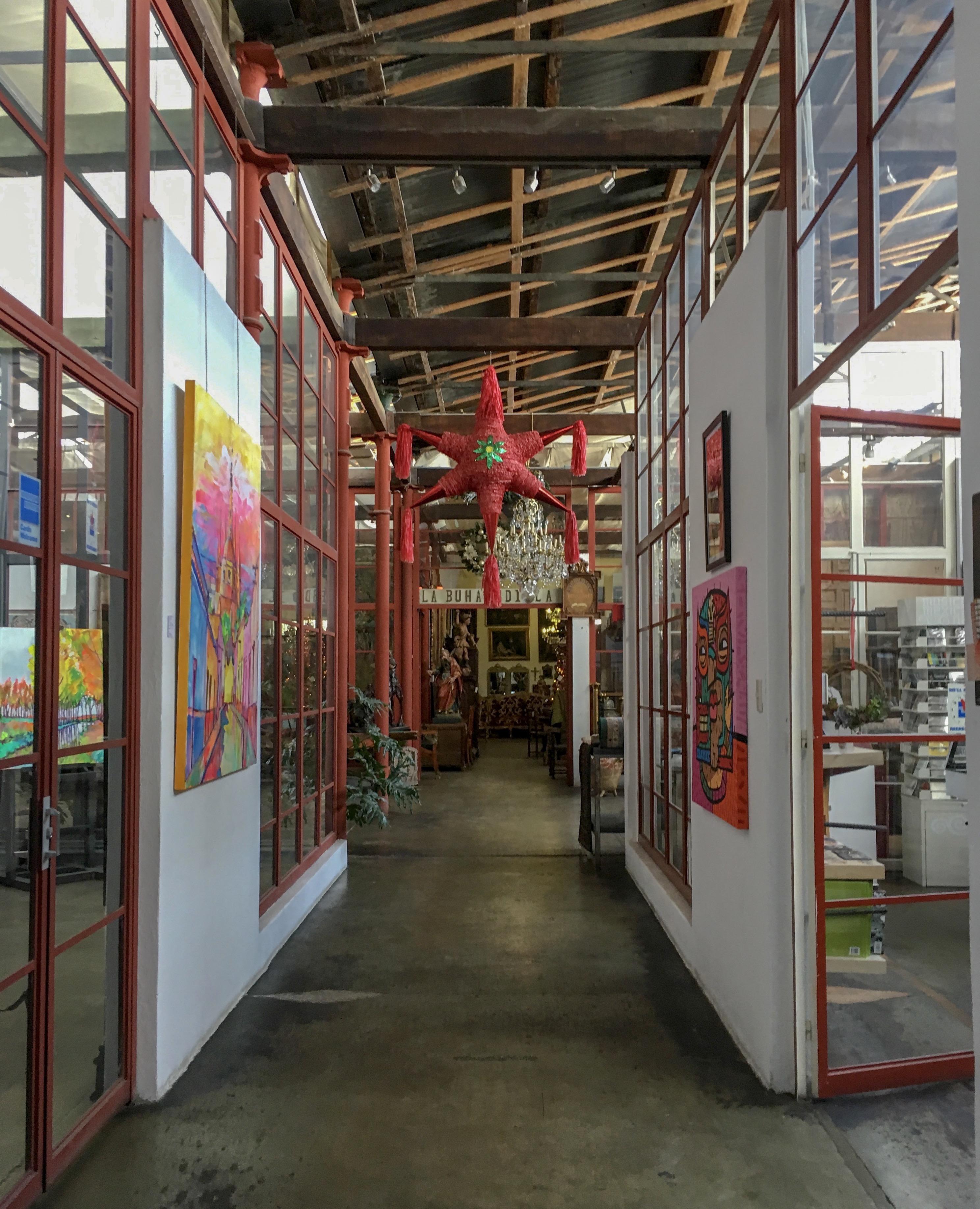 fabrica la aurora artist galleries san miguel de allende gto mexico