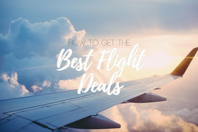 How To Get The Best Flight Deals Le Wild Explorer
