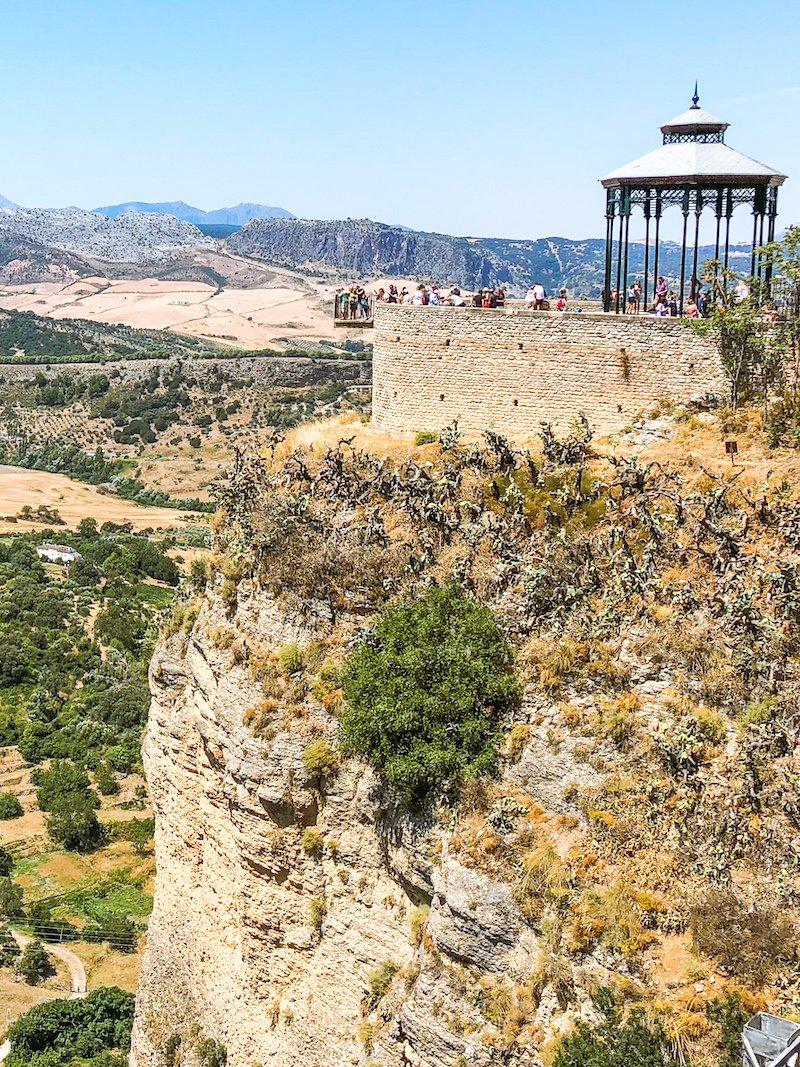 Balcón del Coño Viewpoints Ronda
