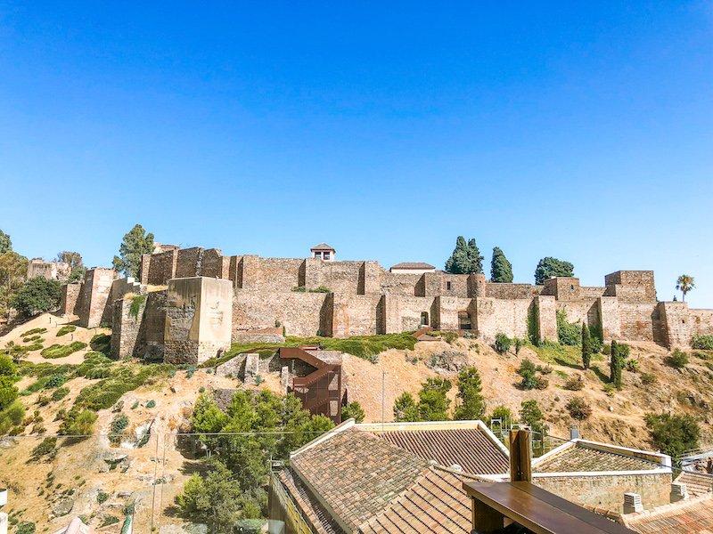 La Terraza De La Alcazaba Le Wild Explorer