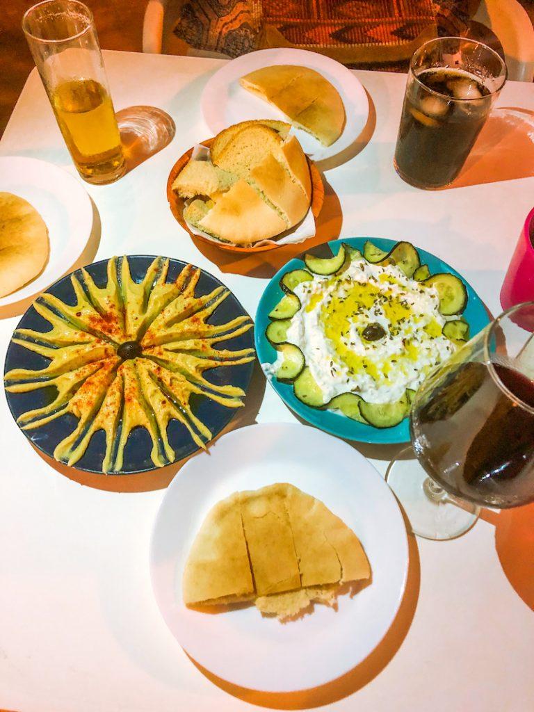 food malaga spain