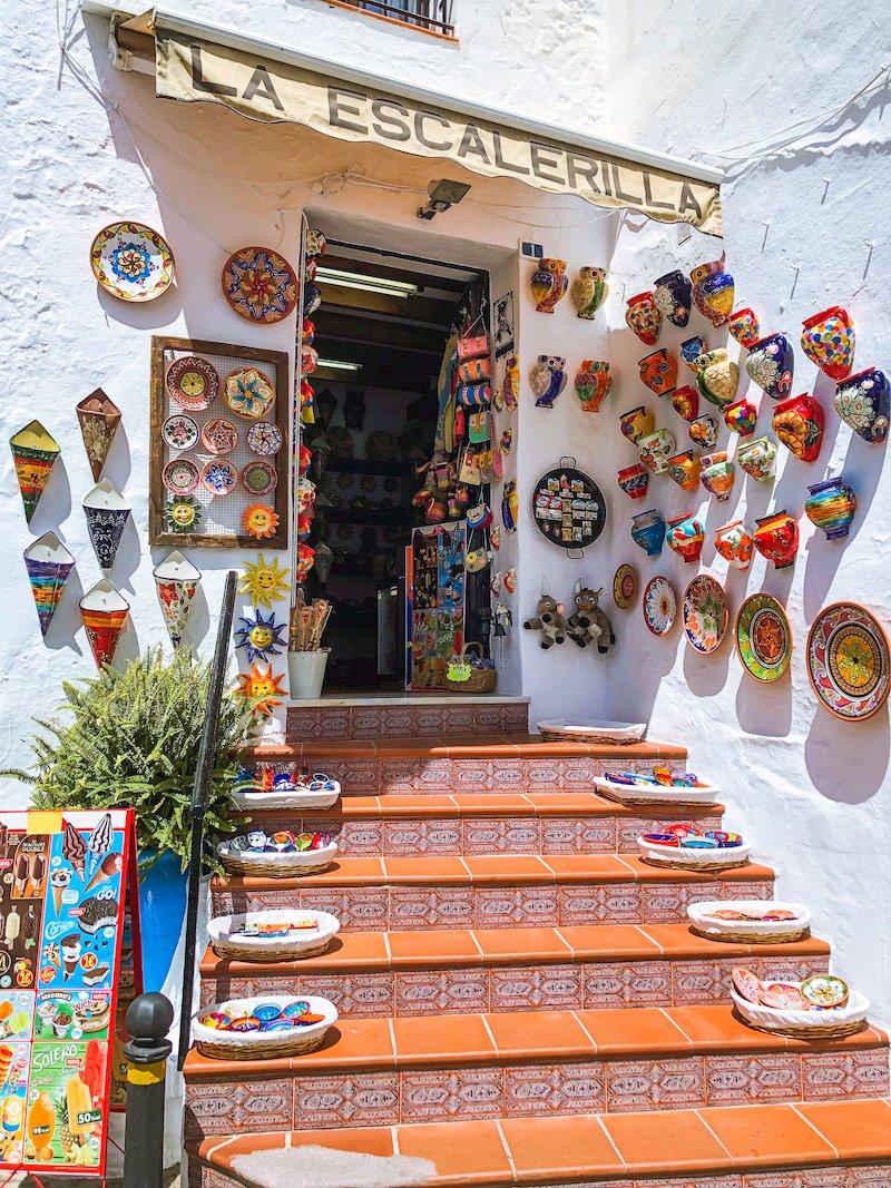 Mijas Spain Shop