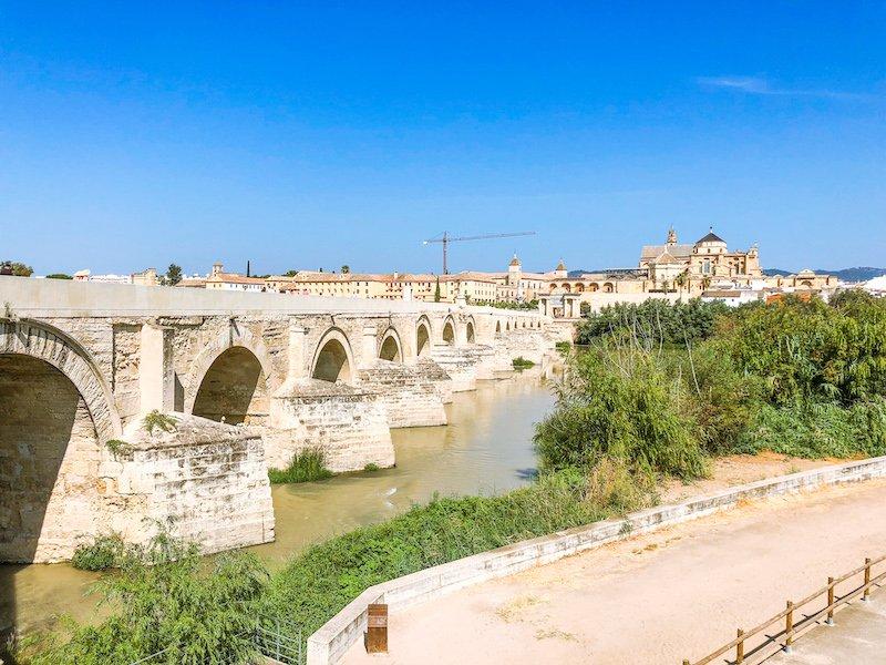 roman bridge cordoba