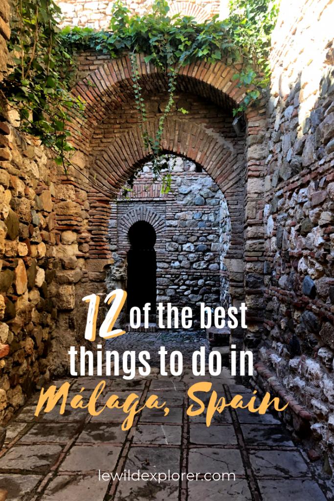 alcazaba de malaga things to do in Malaga spain