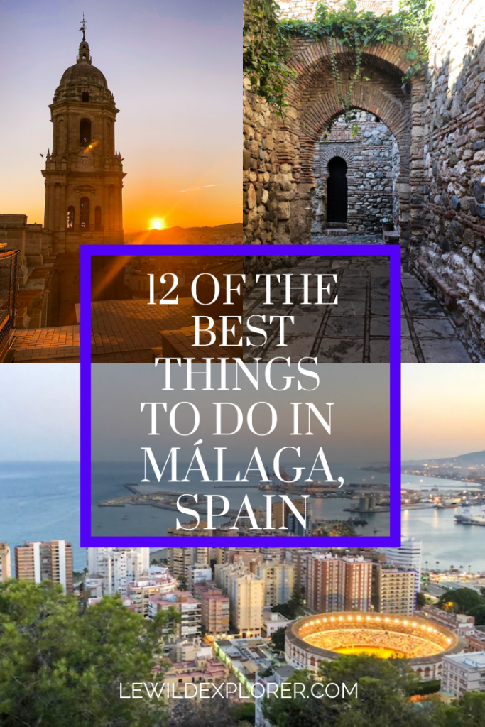 the best things to do in malaga spain