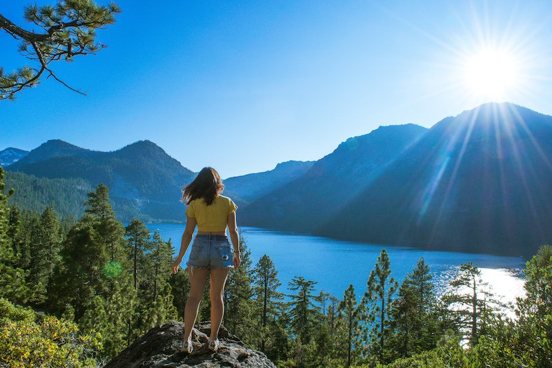 best photo locations lake tahoe
