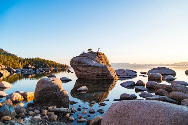 best photo spots in lake tahoe