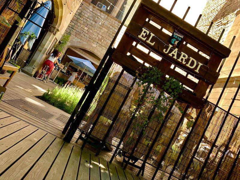 el jardi restaurant barcelona