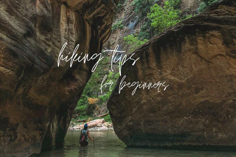 beginners hiking tips