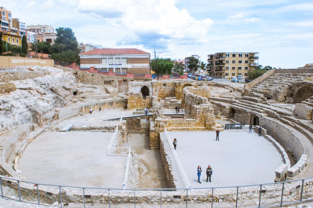 Roman Amphitheater tarragona