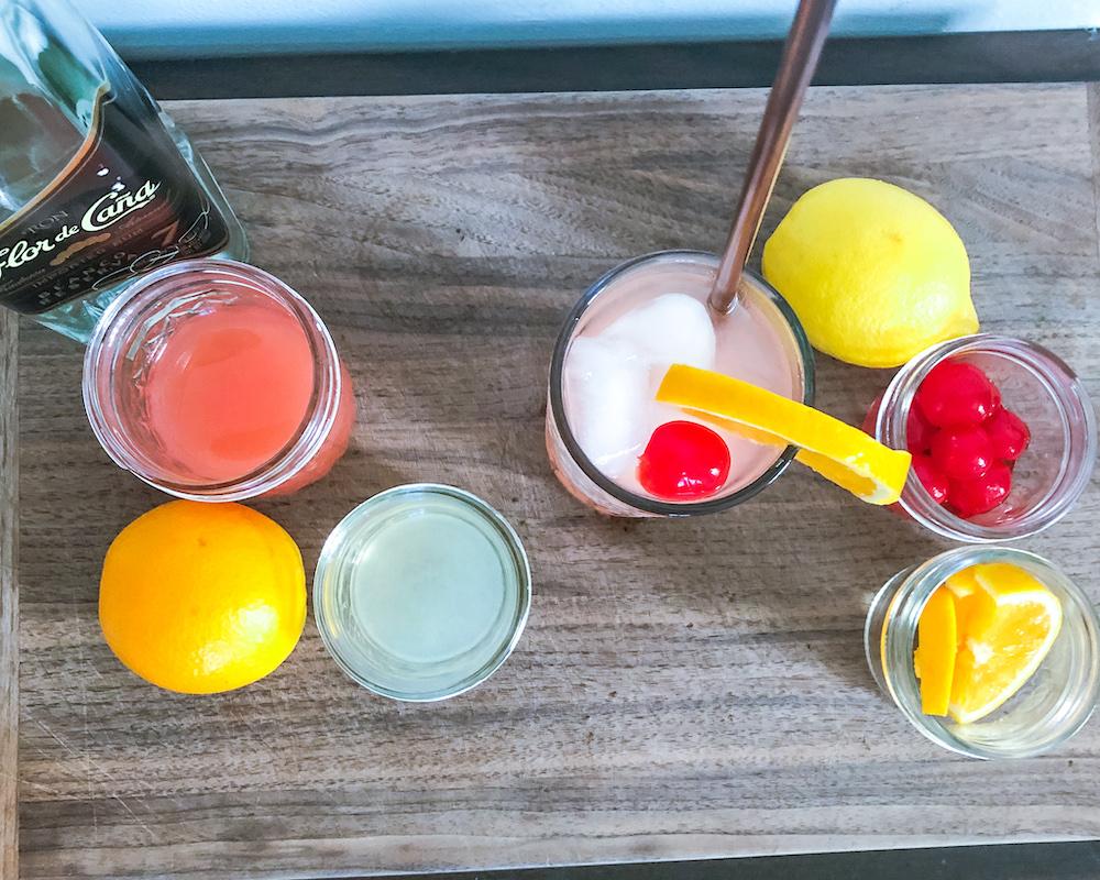 el macua cocktail ingredients