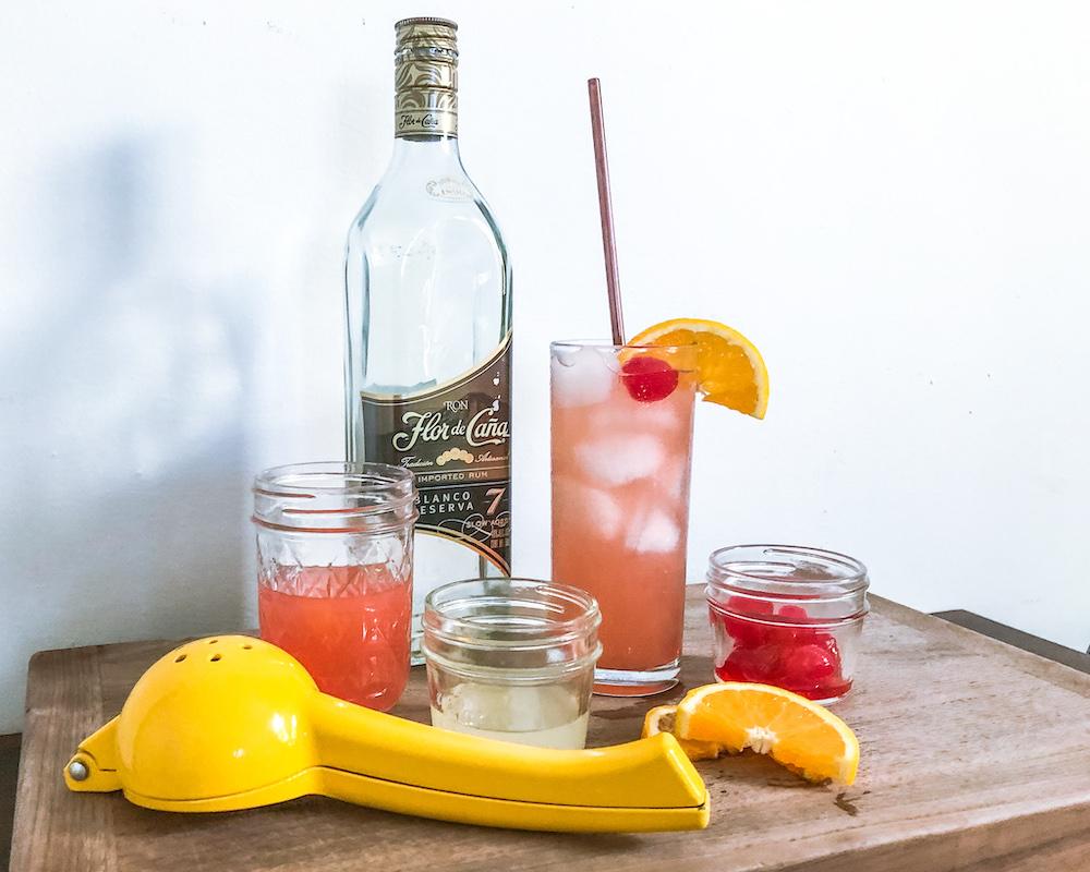 el macua drink recipe