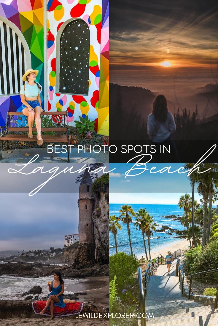 laguna beach photo spots