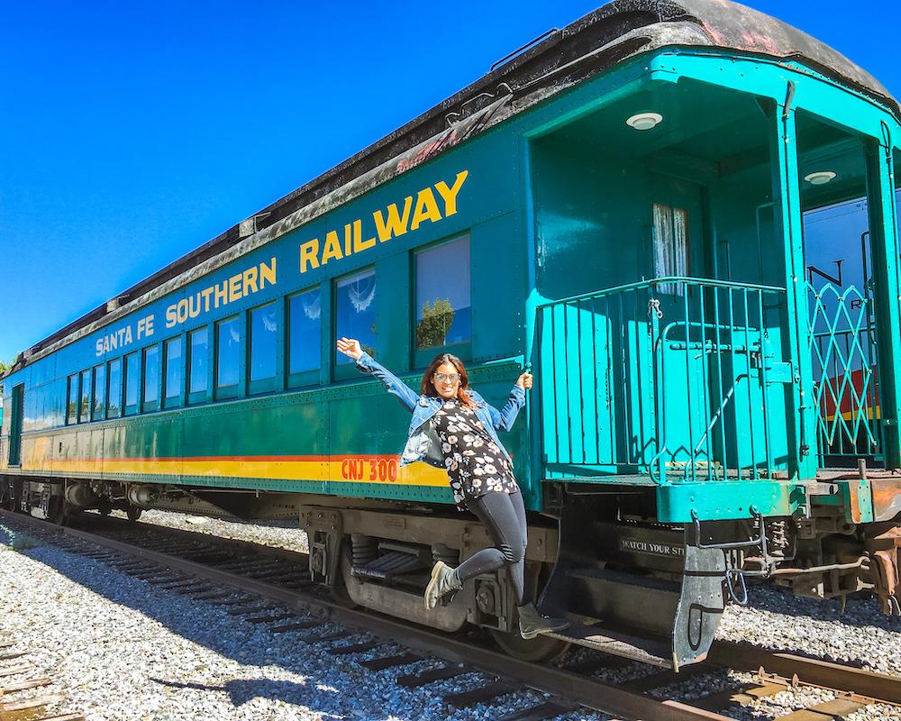 santa fe railway new mexico