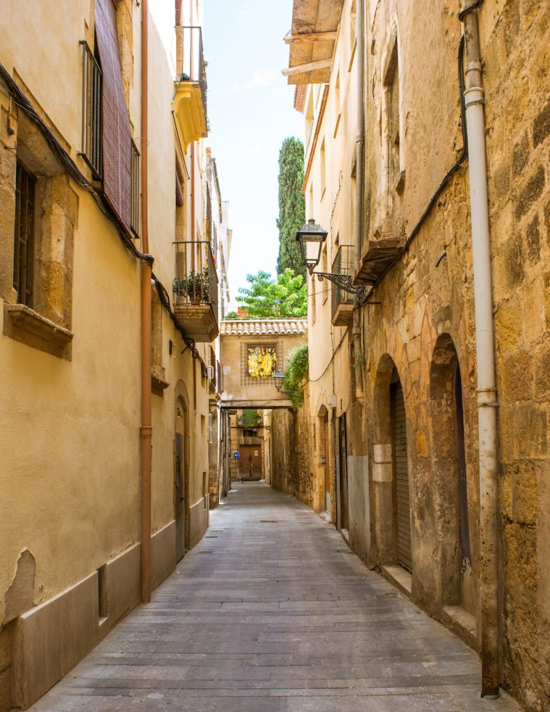 old city tarragona