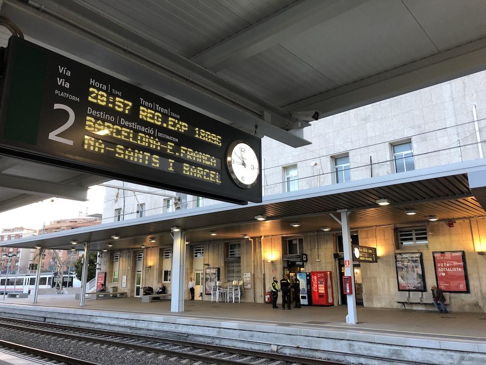 tarragona train station