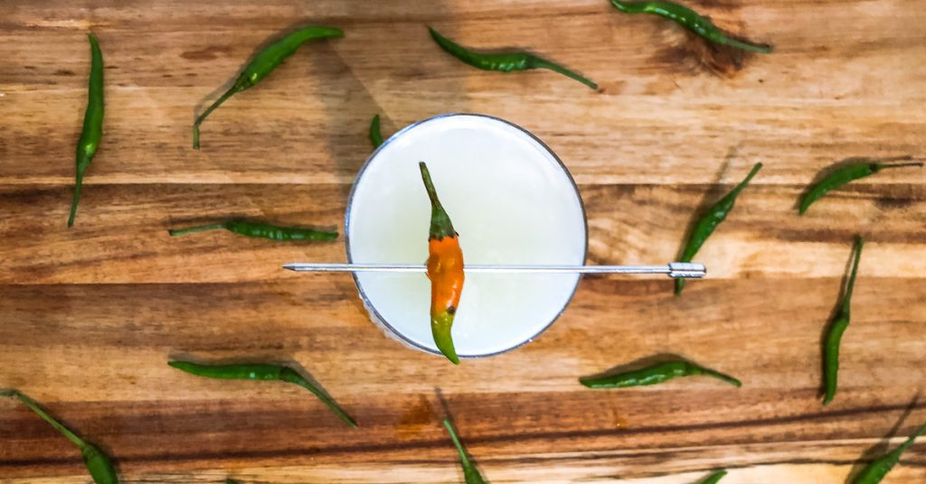 how to make a siam sunray cocktail