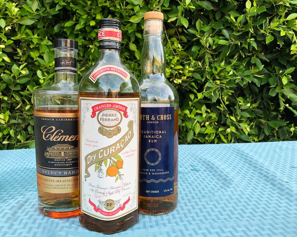 mai tai rum dry curacao