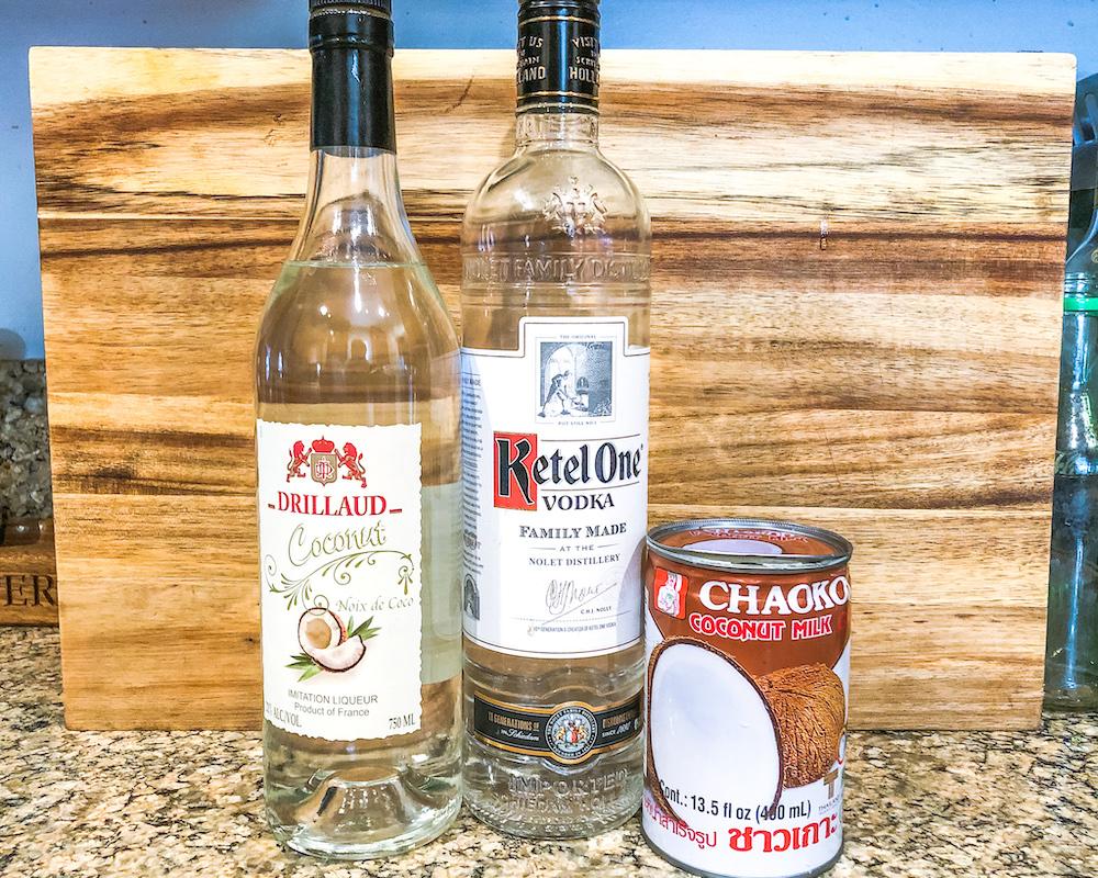 siam sunray recipe ingredients vodka coconut milk coconut liqueur