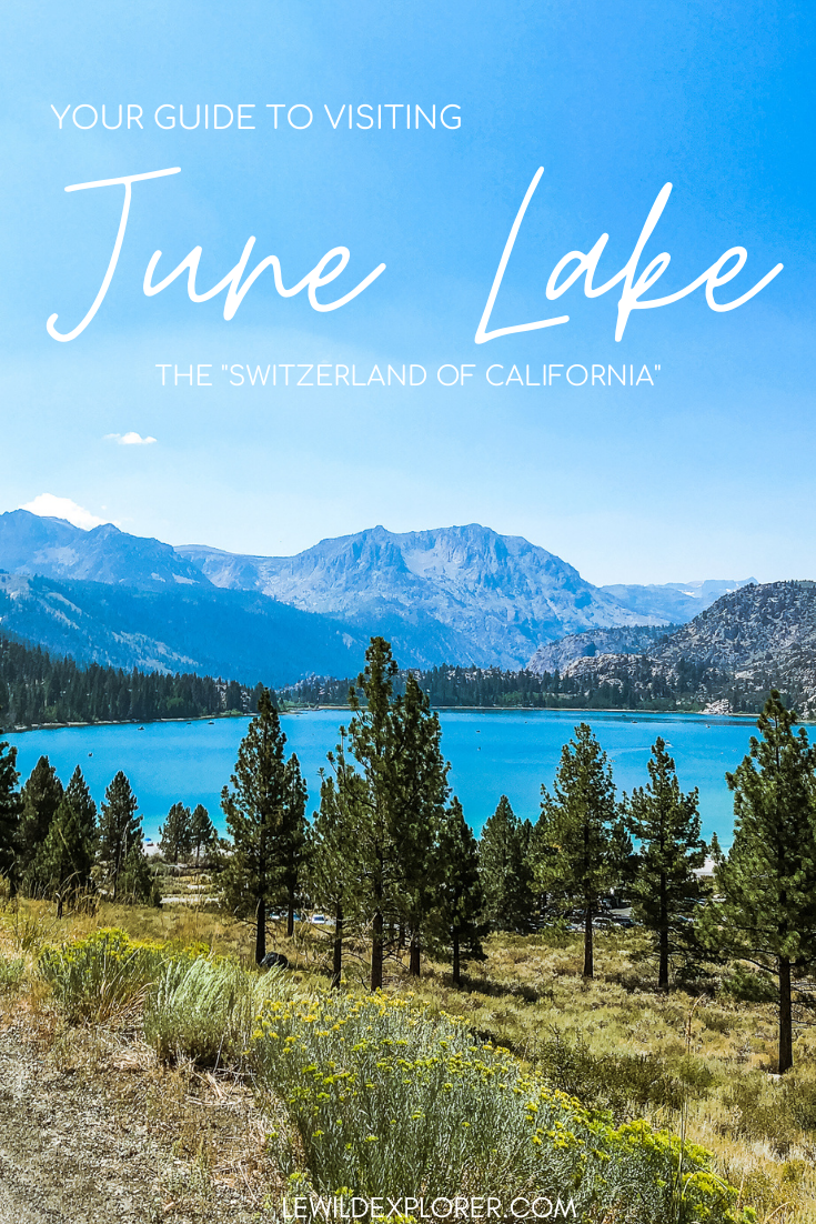 things to do at june lake