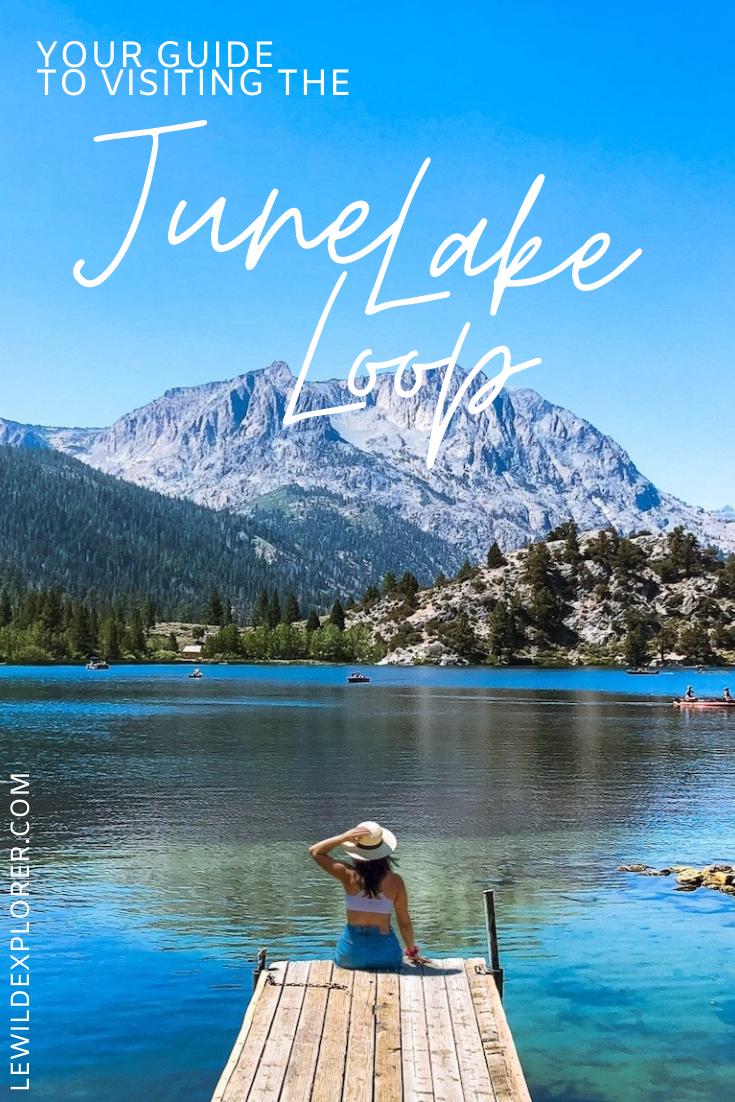 things to do in june lake loop