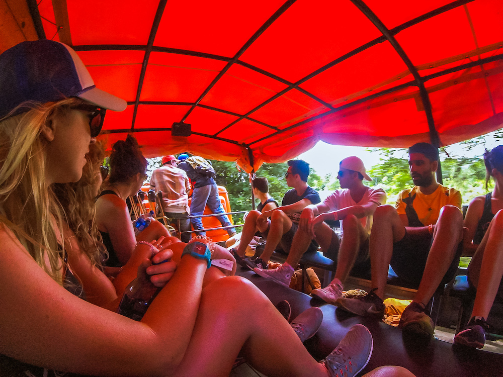 organized tour leon nicaragua