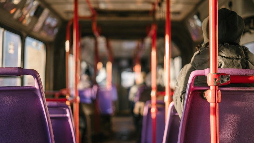 self guided tour via public transportation