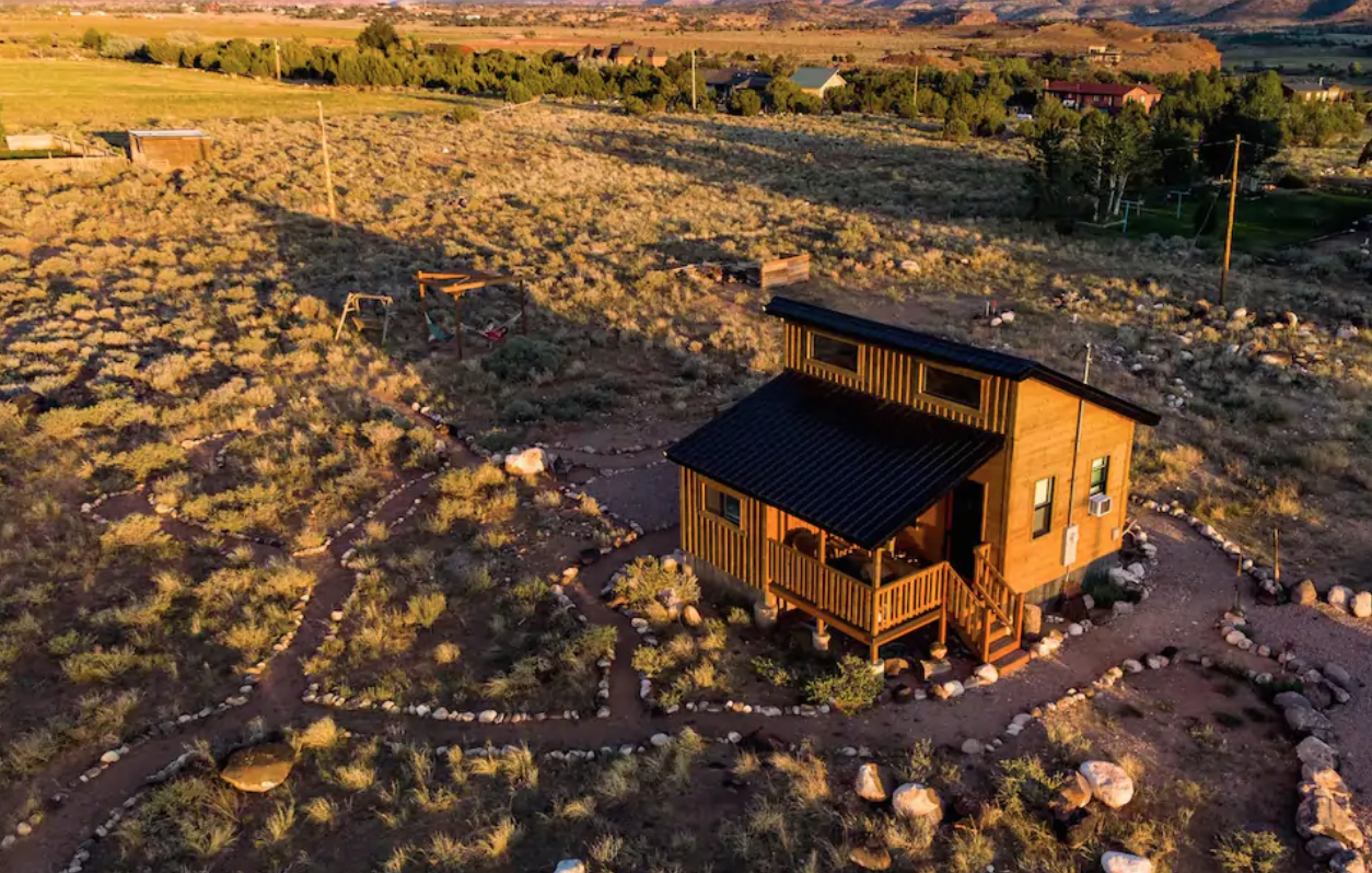 Tiny in Torrey - Cabins for Rent in Torrey, Utah, United States
