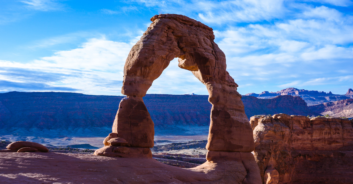 best arches in arches national park guide