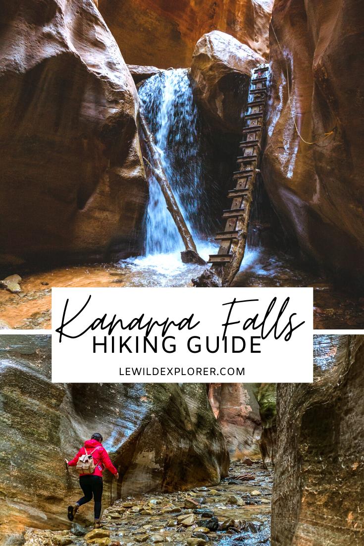 kanarra falls hiking guide kanarraville