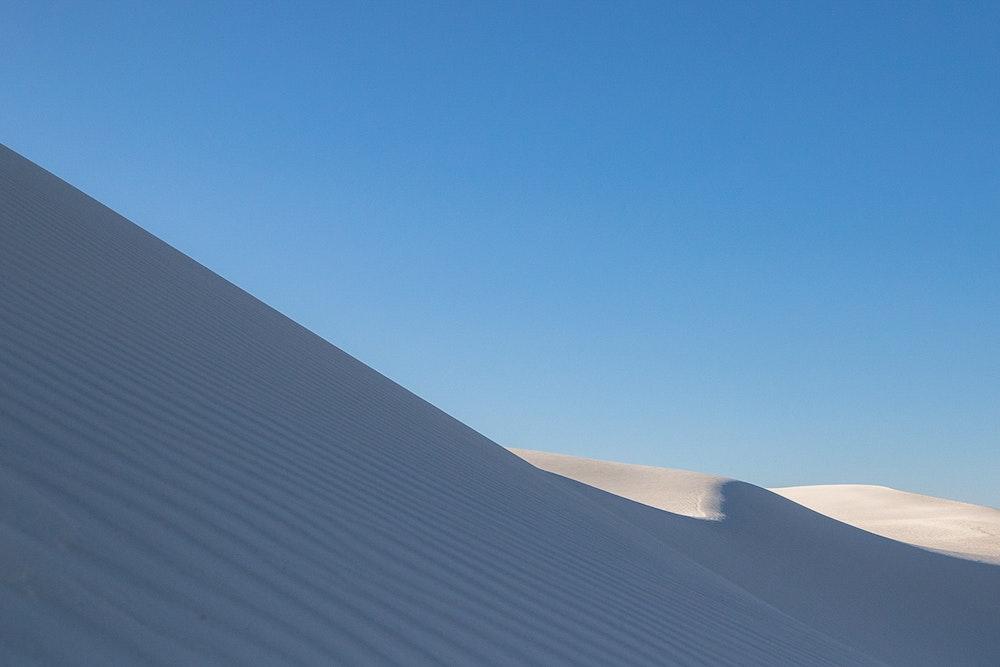 white sands national park nm