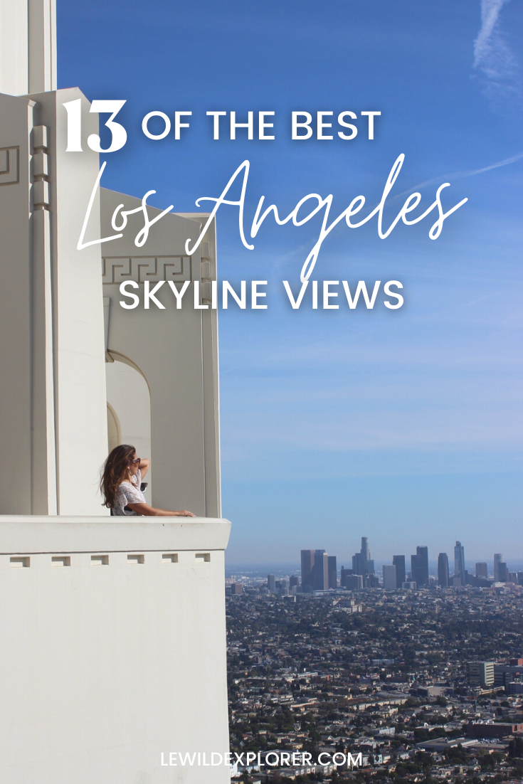 best los angeles skyline views