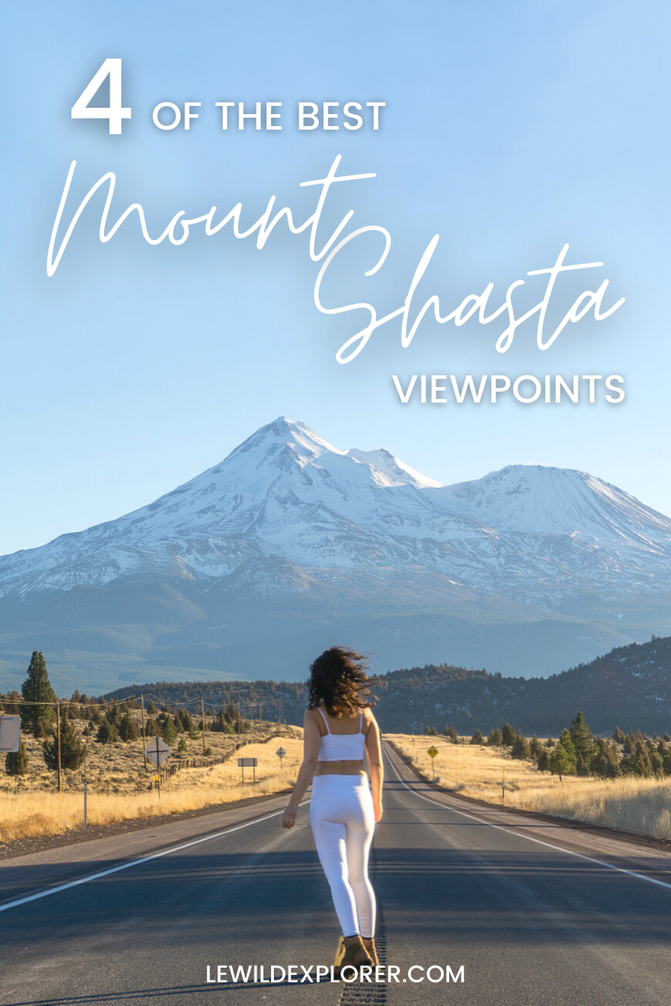 mount shasta viewpoints