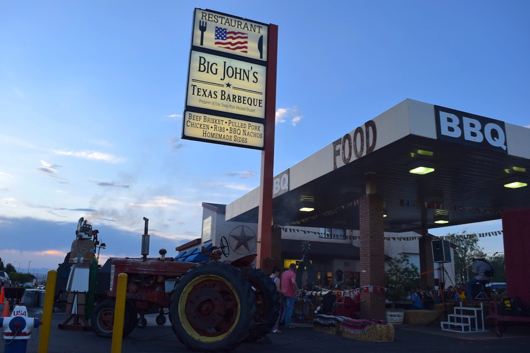 big johns texas bbq in page arizona