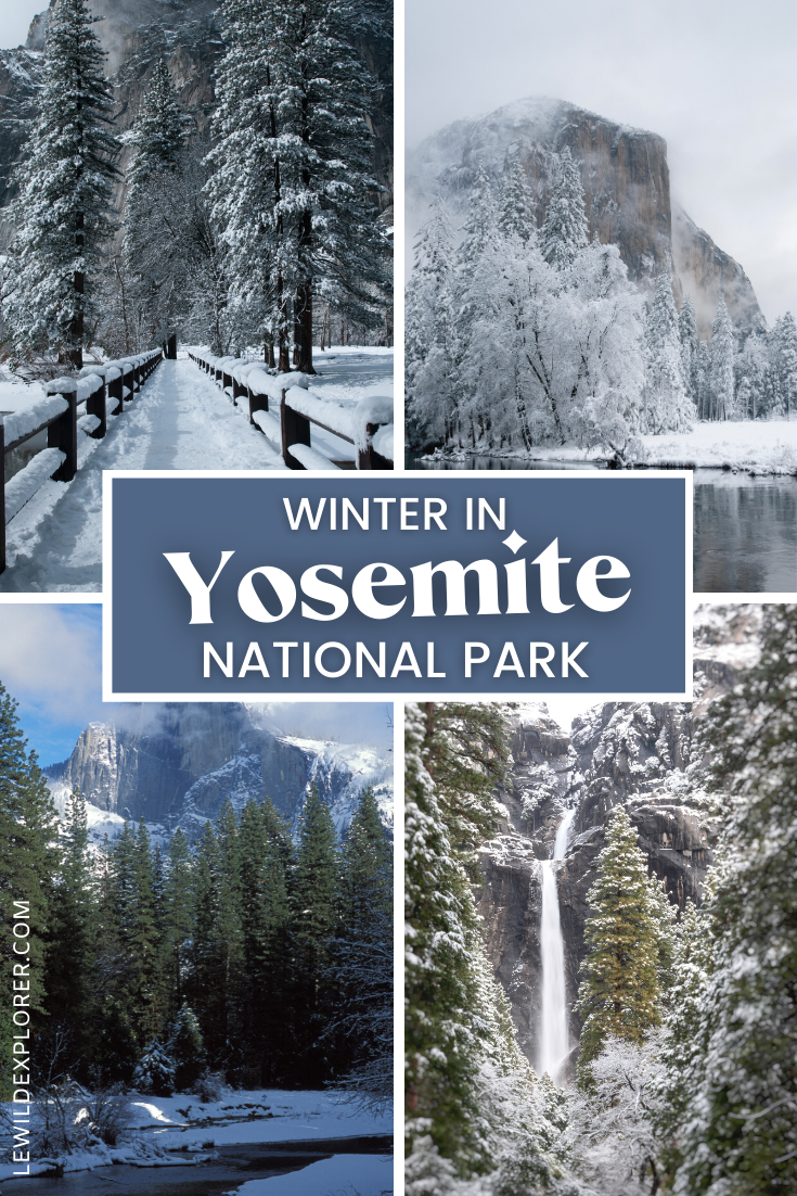 yosemite winter everything you need to know