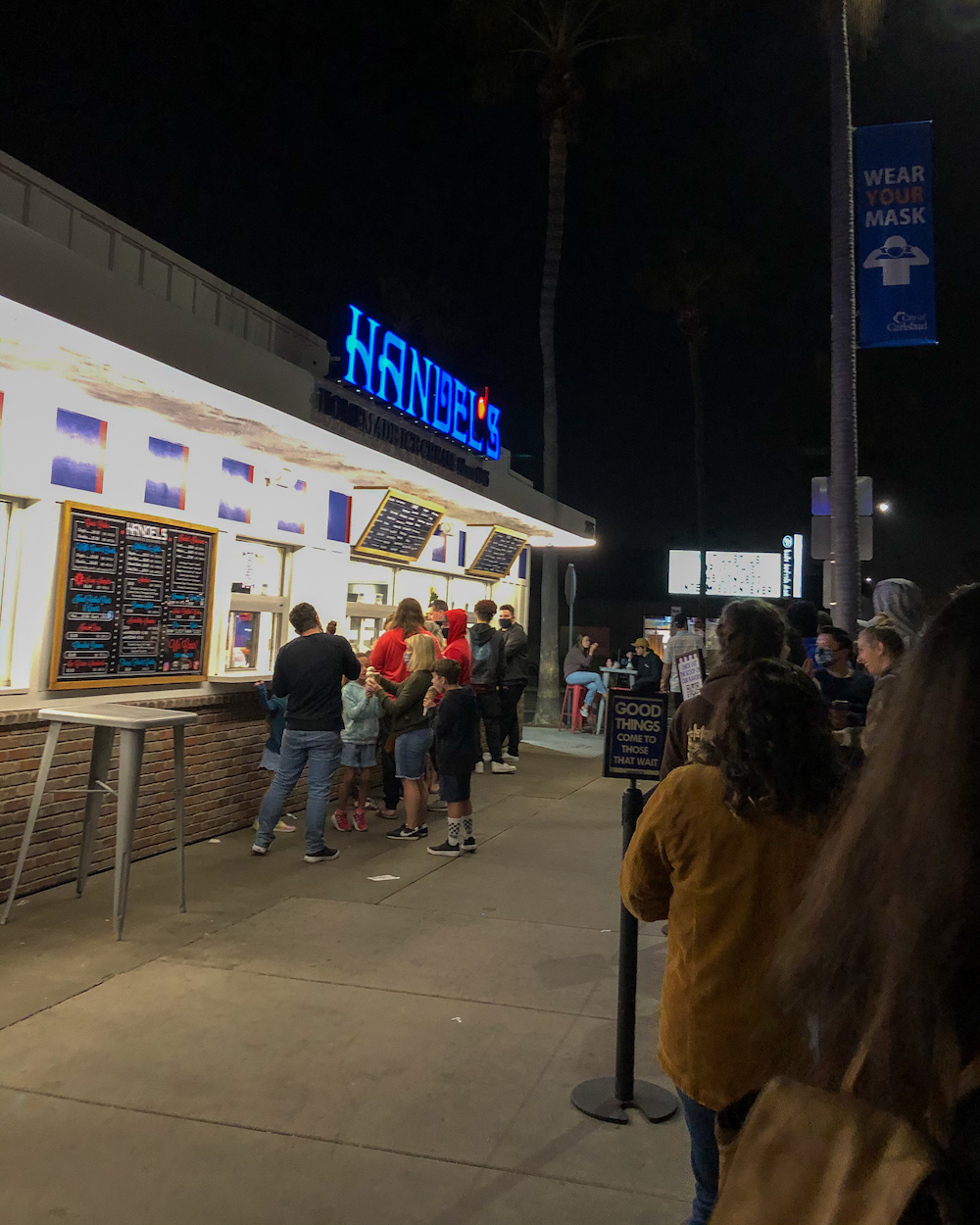 Handel's Homemade Ice Cream carlsbad california
