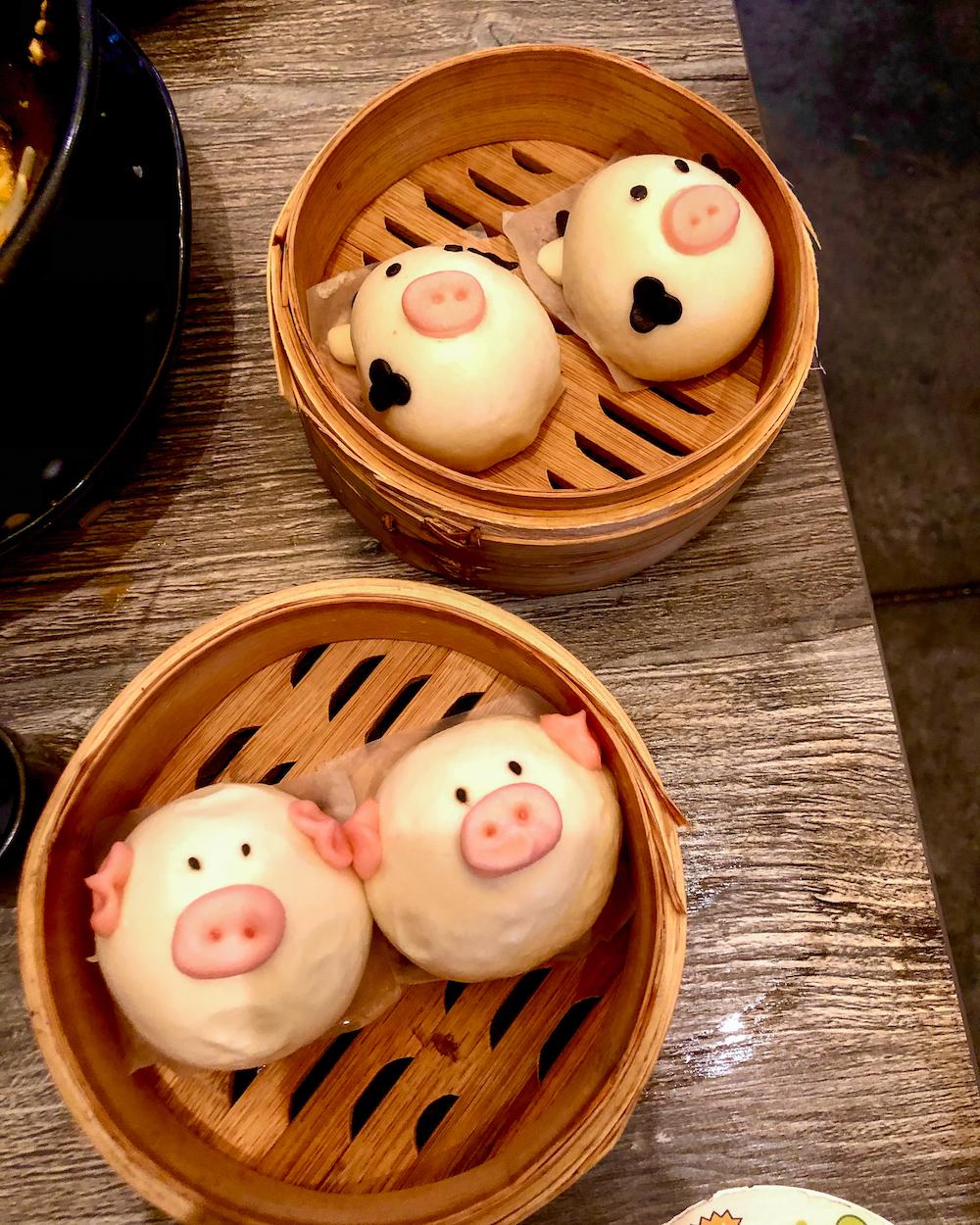 Harumama noodles and character buns carlsbad restaurant