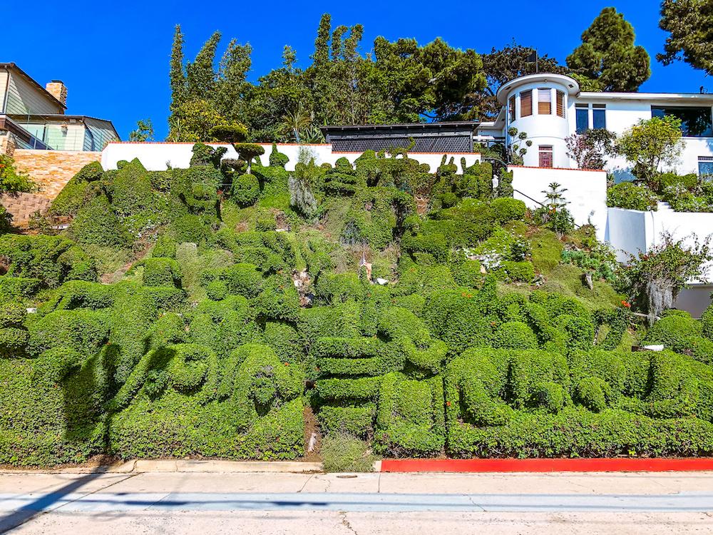 topiary garden in san diego hidden gem